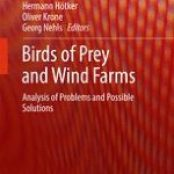 BioConsult SH release book on birds of prey and wind farms