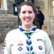 Catherine the Queen Scout